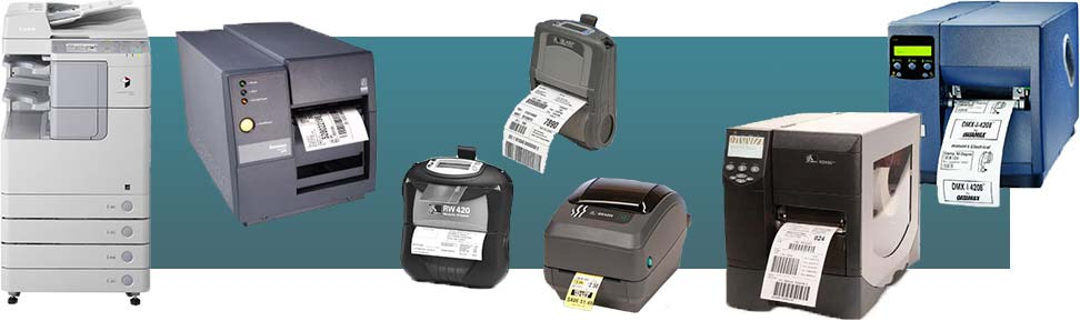 barcode400 printers supported