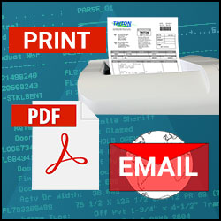 TLAForms print email archive